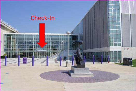Student Check-in Location