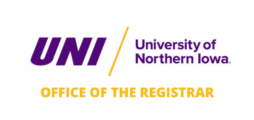UNI Office of the Registrar (New Logo)