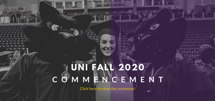 Fall 2020 Commencement Website