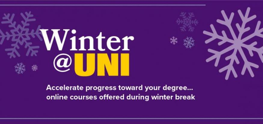 Winter @ UNI https://winter.uni.edu/